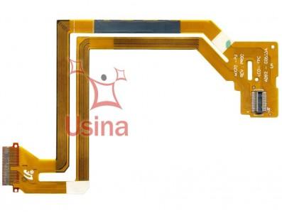 Flat Flex Cable LCD Samsung SMX-F34, F30, MX25, MX20, F300, F33