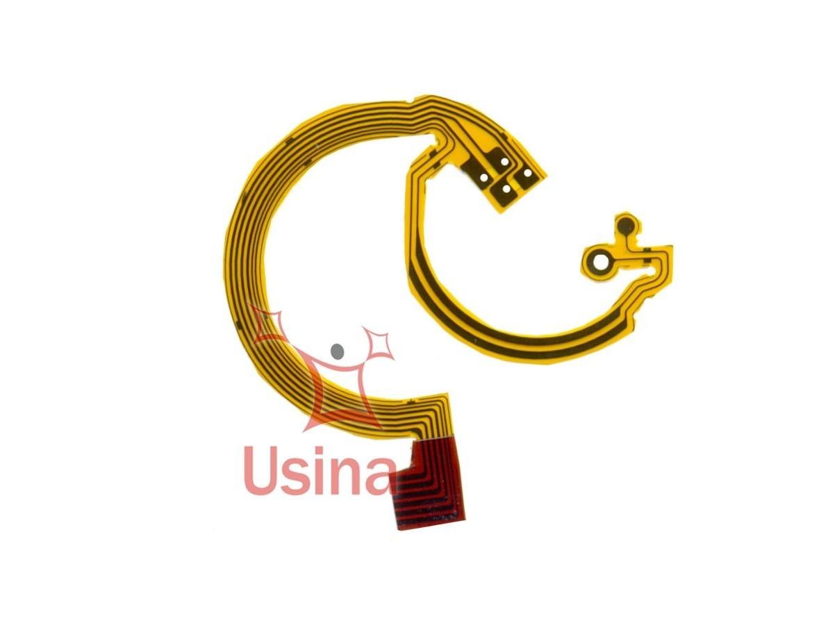 Flat/Flex da Abertura do Diafragma para Tamron 28-80mm