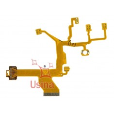 Flat Flex Cable do Mecanismo Sony W120, W125, W130, W220, W230