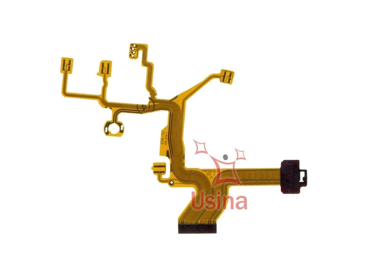 Flat Flex Cable do Mecanismo Sony W120, W125, W130, W220, W230