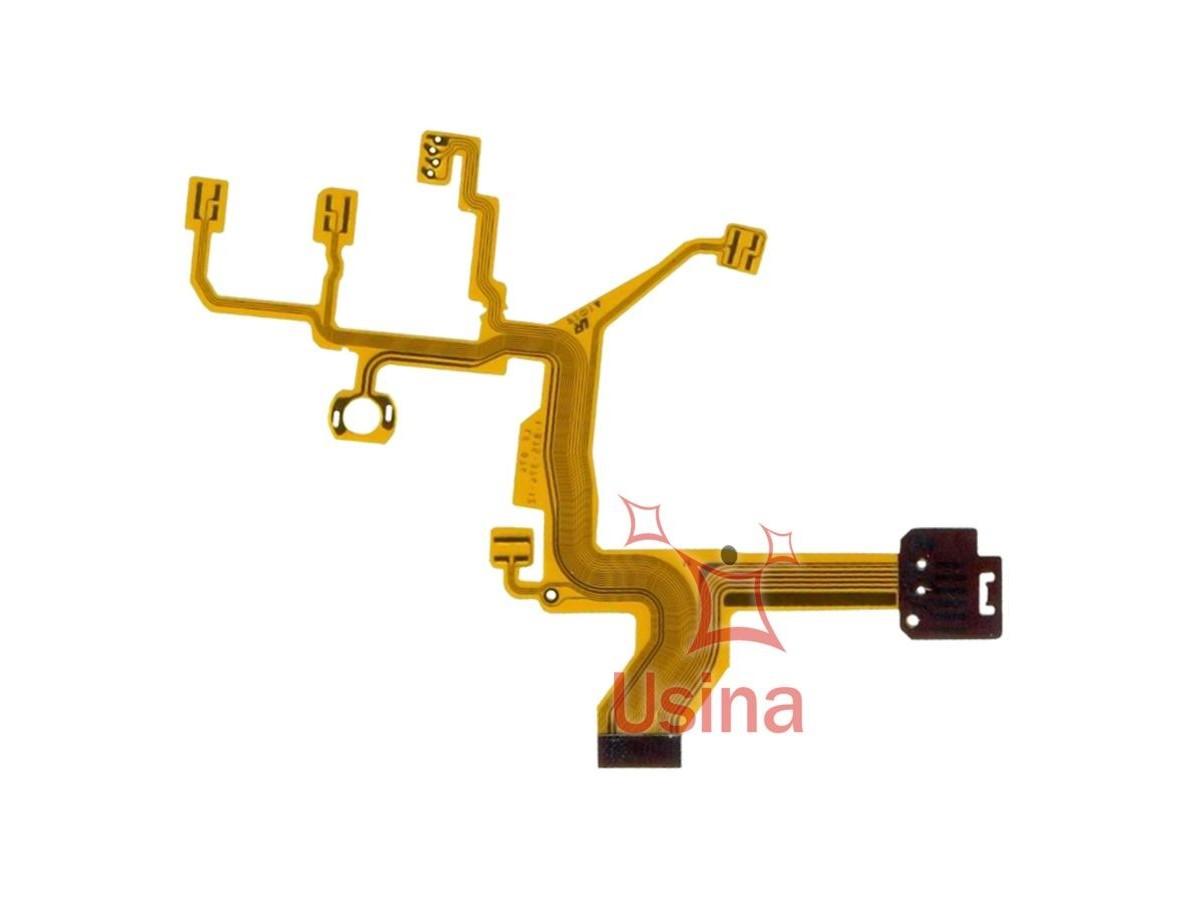 Flat/Flex do Mecanismo para Sony DSC- W110