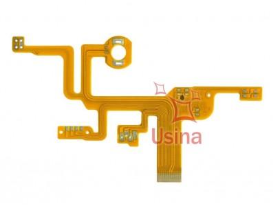 Flat Flex Cable Fujifilm J20, J25, A100, Z1, Z2, Z33, Z35, Z330, S5, S7/ Casio EX- Z1, Z2, Z33, Z35, Z330, S5, S7 - Mecanismo