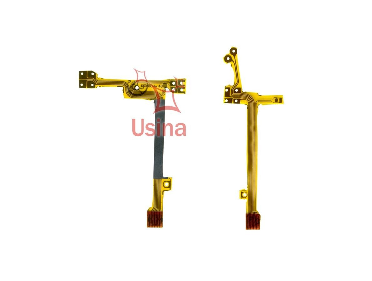 Flat Flex Cable do Obturador Canon S60, S70, S80