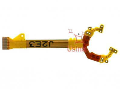 Flat Flex Cable do Obturador Canon IXUS870