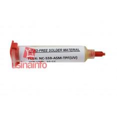 Fluxo de solda AMT-559-ASM-TPF(UV)