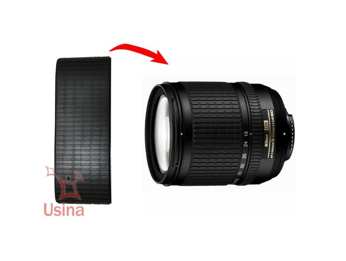 Borracha para Lente Nikon 18-135 (rubber)