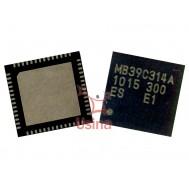 Chip BGA Controlador de Potência PMW MB39C314 Canon A1000, A1100, A1200, A2000, A2100, A480, A490, A495, E1, SX110, SX120