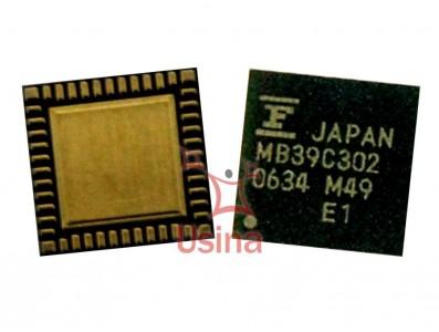 Chip BGA Controlador de Potência PWM MB39C302 Canon A410, A420, A450,  A460, A530, A540, A550, A560, A570, A710