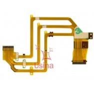Flat Flex Cable do LCD Sony XR100E, XR101E, XR105E, XR106E, XR200E (FP-1025)