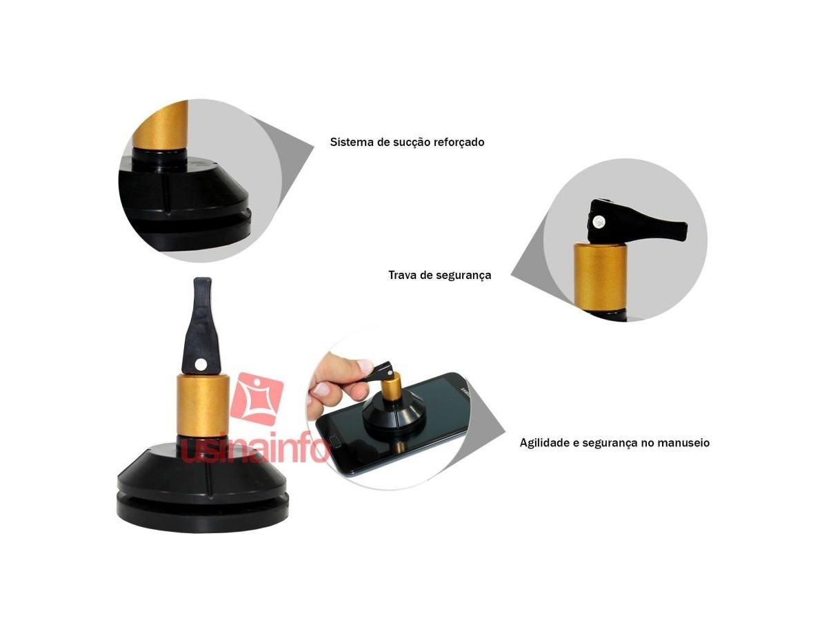 Ventosa a vacuo ideal para remoção de telas LCD, OLED, AMOLED, Plasma - DT01