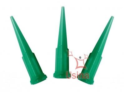 Ponteira Plástica para Aplicação de Fluxo de Solda - Kit com 3 Unidades 0.84mm