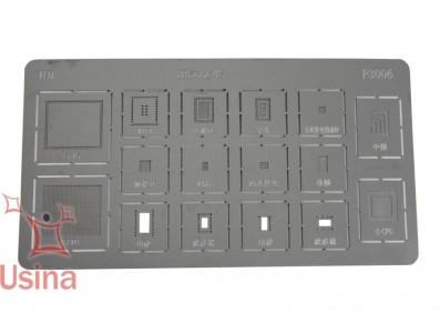 Stencil BGA / Molde de BGA para iPhone 4S - JP3006