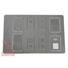 Stencil BGA / Molde de BGA para iPhone 3GS - A319