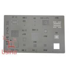 Stencil BGA / Molde de BGA para iPhone 3GS - A320
