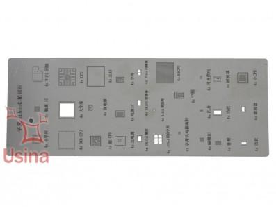 Stencil BGA / Molde de BGA para iPhone 4S