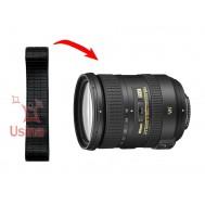 Borracha para Lente Nikon 18-200 (Rubber)