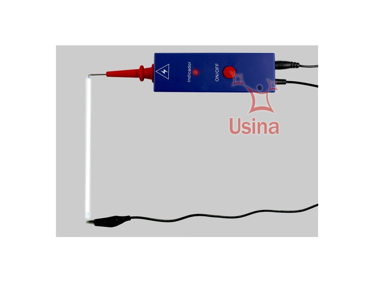 "Testador de Lâmpadas ""Backlight"" CCFL para Telas e Monitores de LCD"