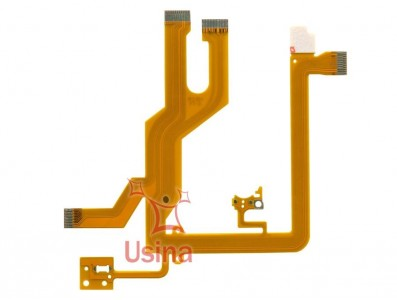 Flat Flex Cable do LCD Canon HG20, HG21