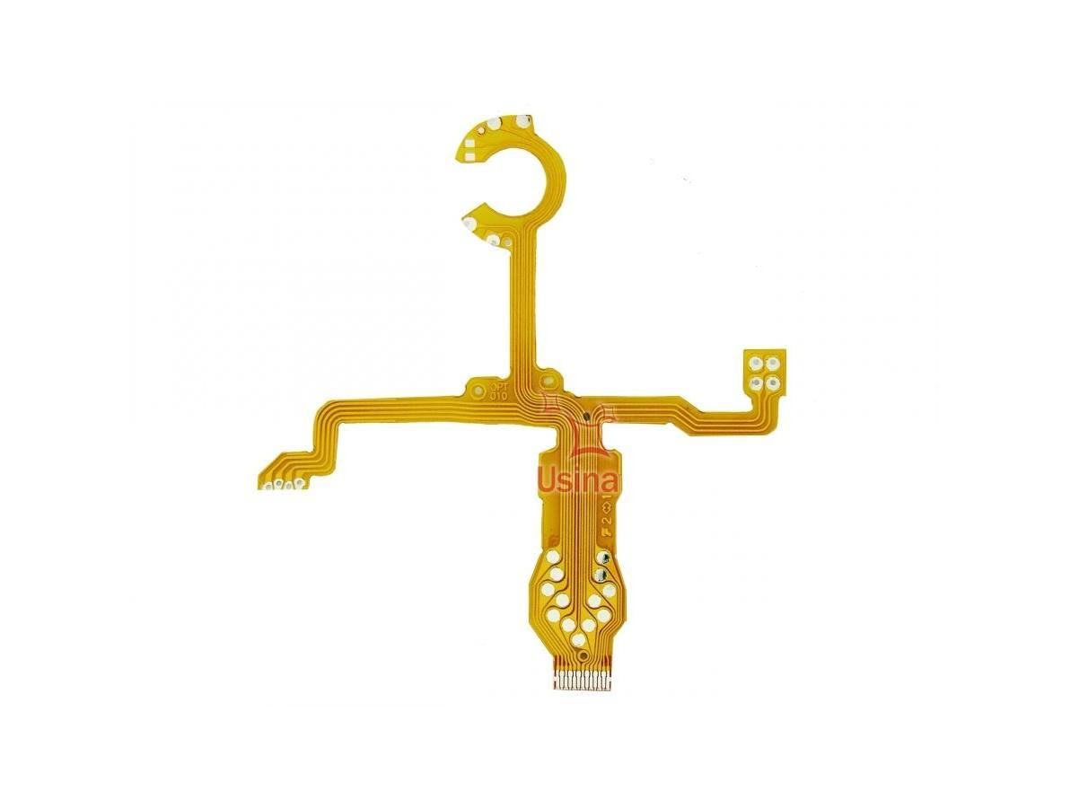 Flat Flex Cable Obturador Canon IXUS I, IXY