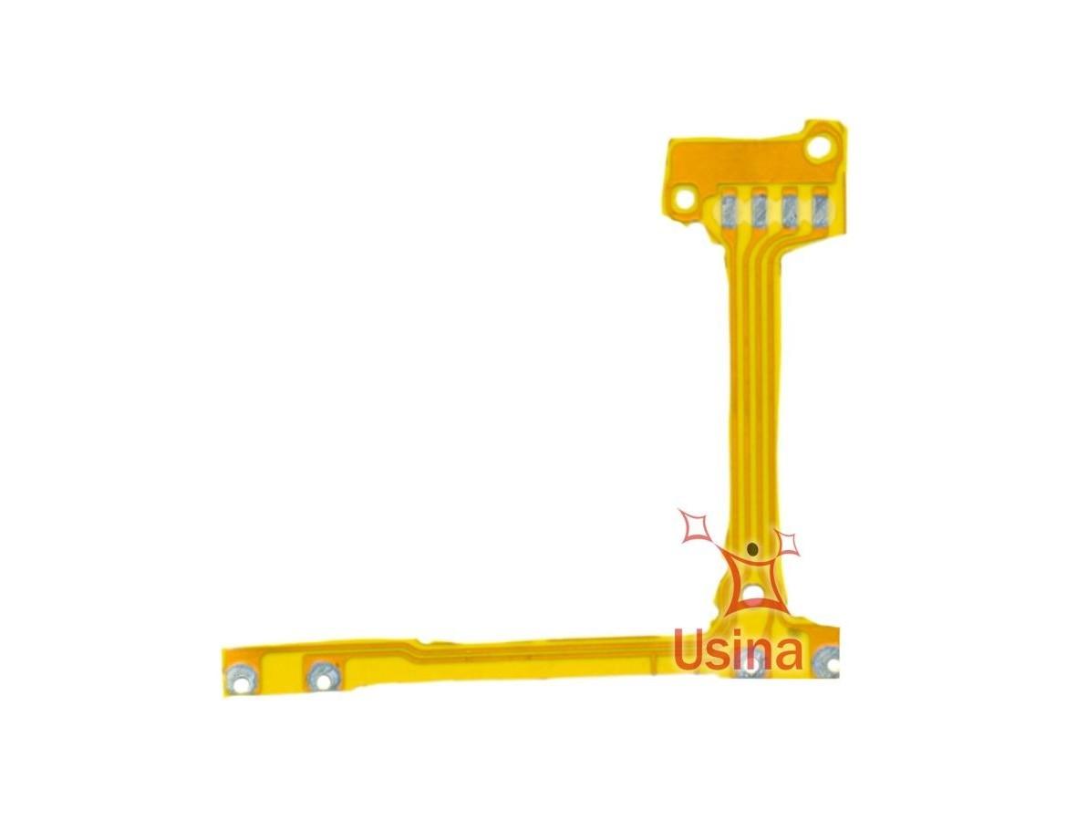 Flat Flex Cable do Obturador Canon IXUS30 (SD200), PC1102, IXUS40 (SD300), PC1101, IXUS50 (SD400), IXY55