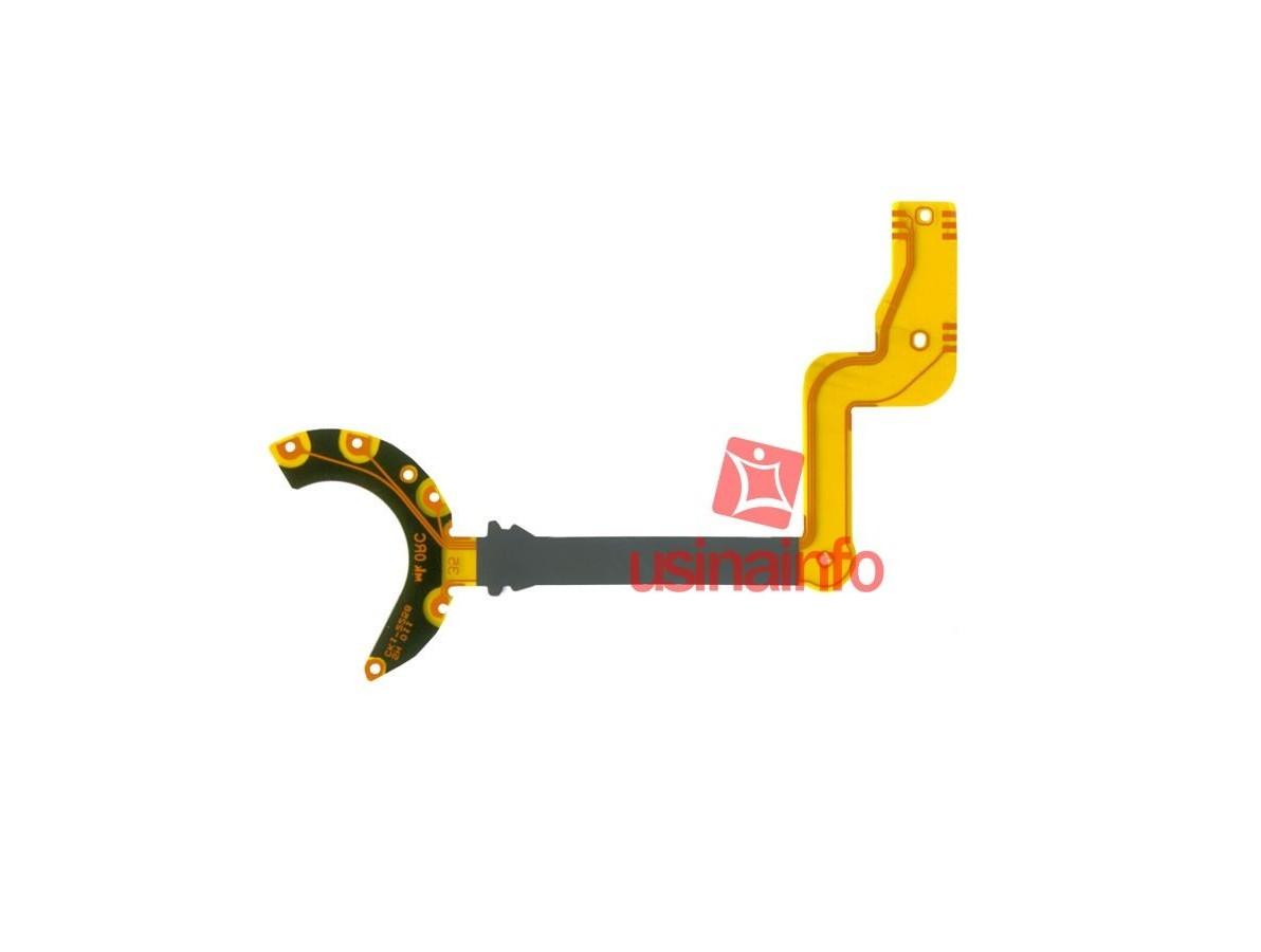 Flat Flex Cable Obturador Canon A810, A1300, A2300