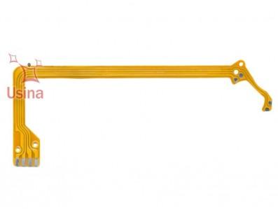 Flat/Flex do Obturador para Casio Exilim EX-S500, EX-S600, EX-Z500, EX-Z600, EX-Z700, S770, S880