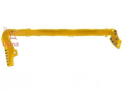 Flat/Flex do Obturador para Nikon Coolpix P1, P2