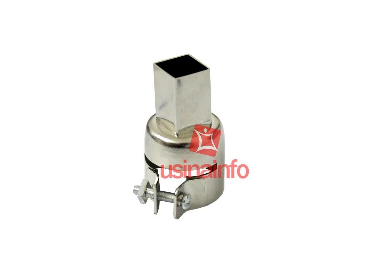 Bocal para retrabalho em chip BGA - 11,5 x 11,5mm - Tipo abraçadeira