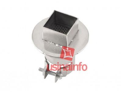 Bocal para retrabalho em chip BGA - 18 x 18mm - Tipo abraçadeira