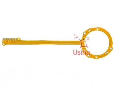 Flat/Flex do Obturador para Ricoh R3, R4, R5