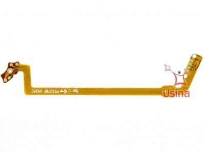 Flat/Flex do Obturador para Sony CyberShot DSC-S500, S500 / Olympus FE150, FE160, X730, FE15, X10