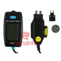 Testador de Corrente para Central de Fusíveis de Automóveis - EM291