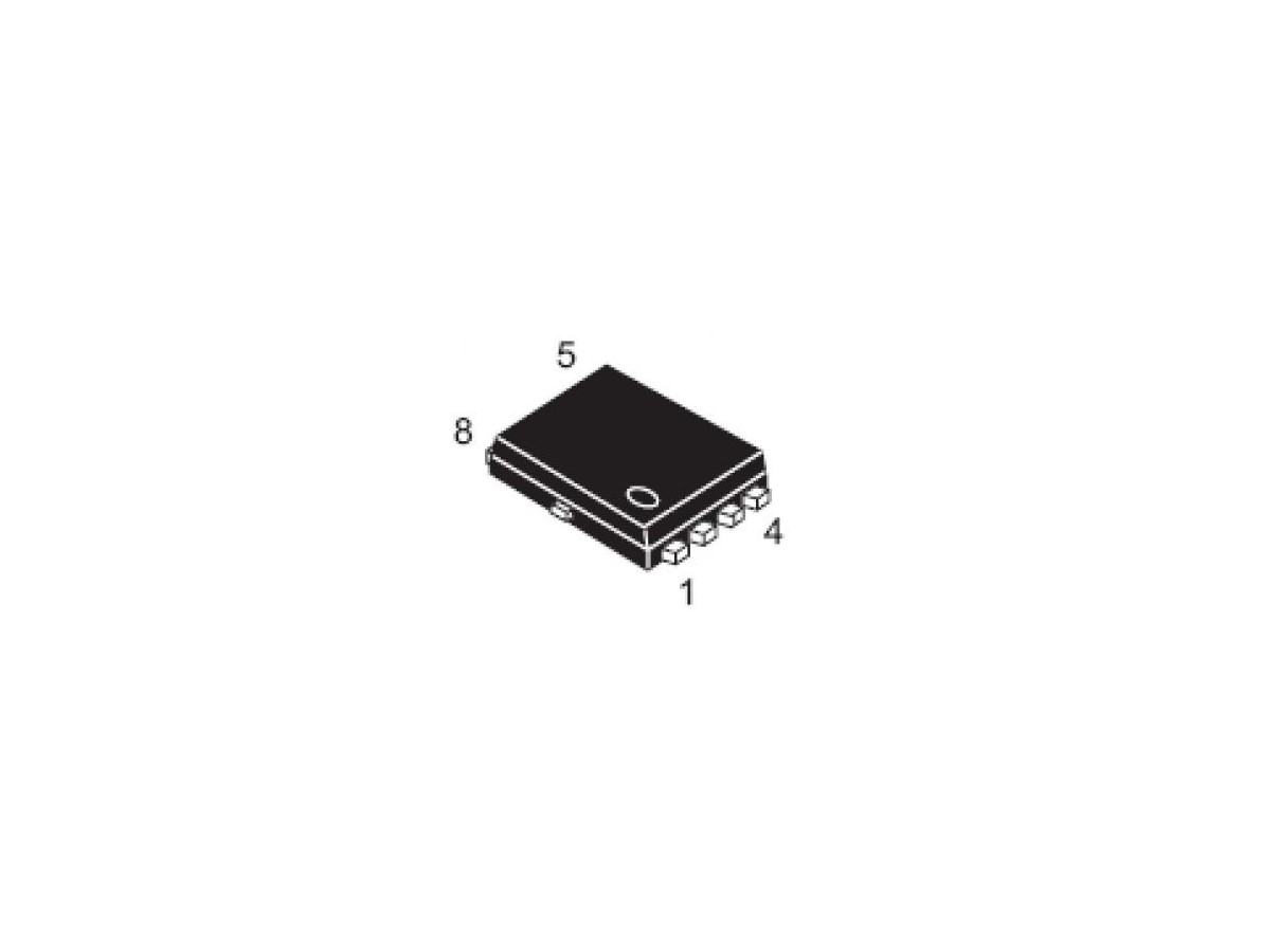 Chip IGBT Flash P4002, compatível (25J8F, P4003) (ANS)