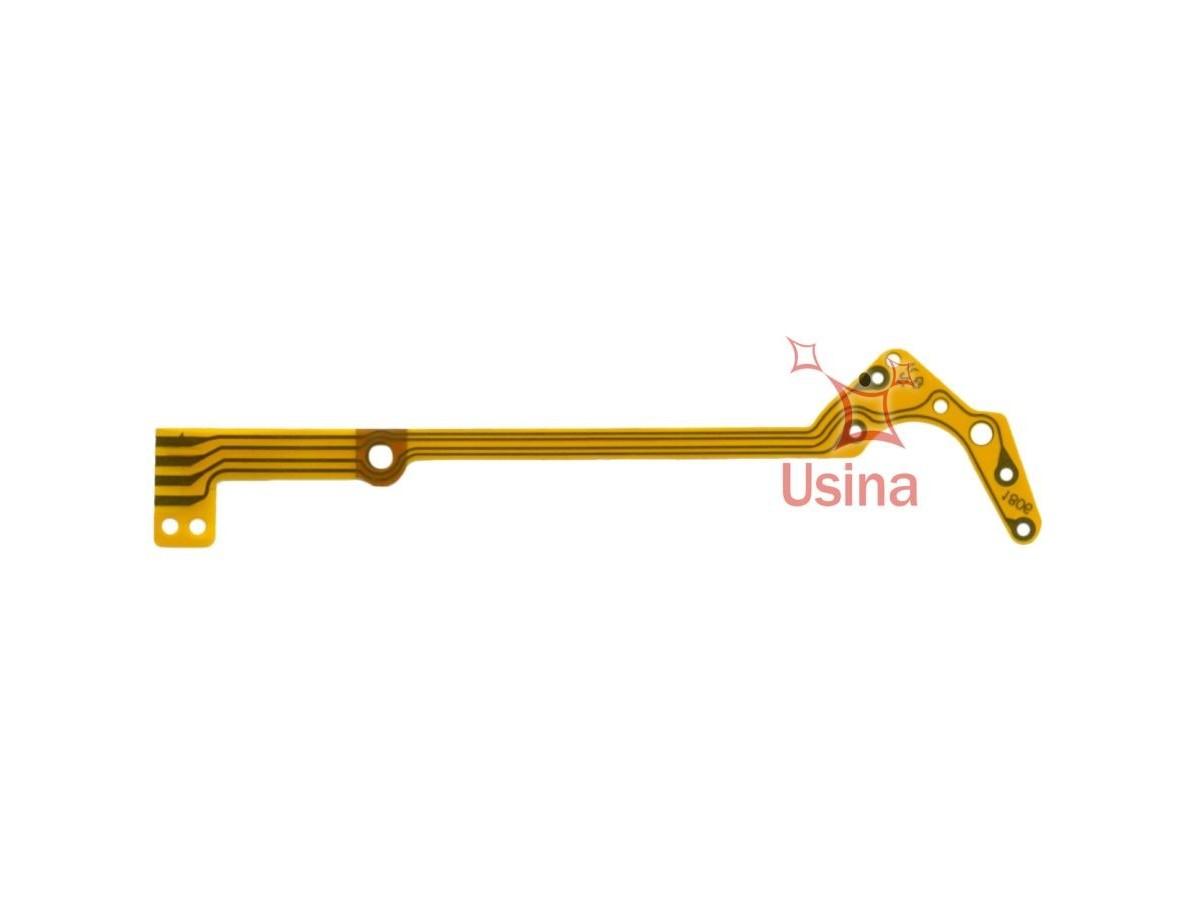Flat Flex Cable do Obturador Samsung ES10, ES15, ES17, ES55, ES60, SL30, SL102, S760, S860