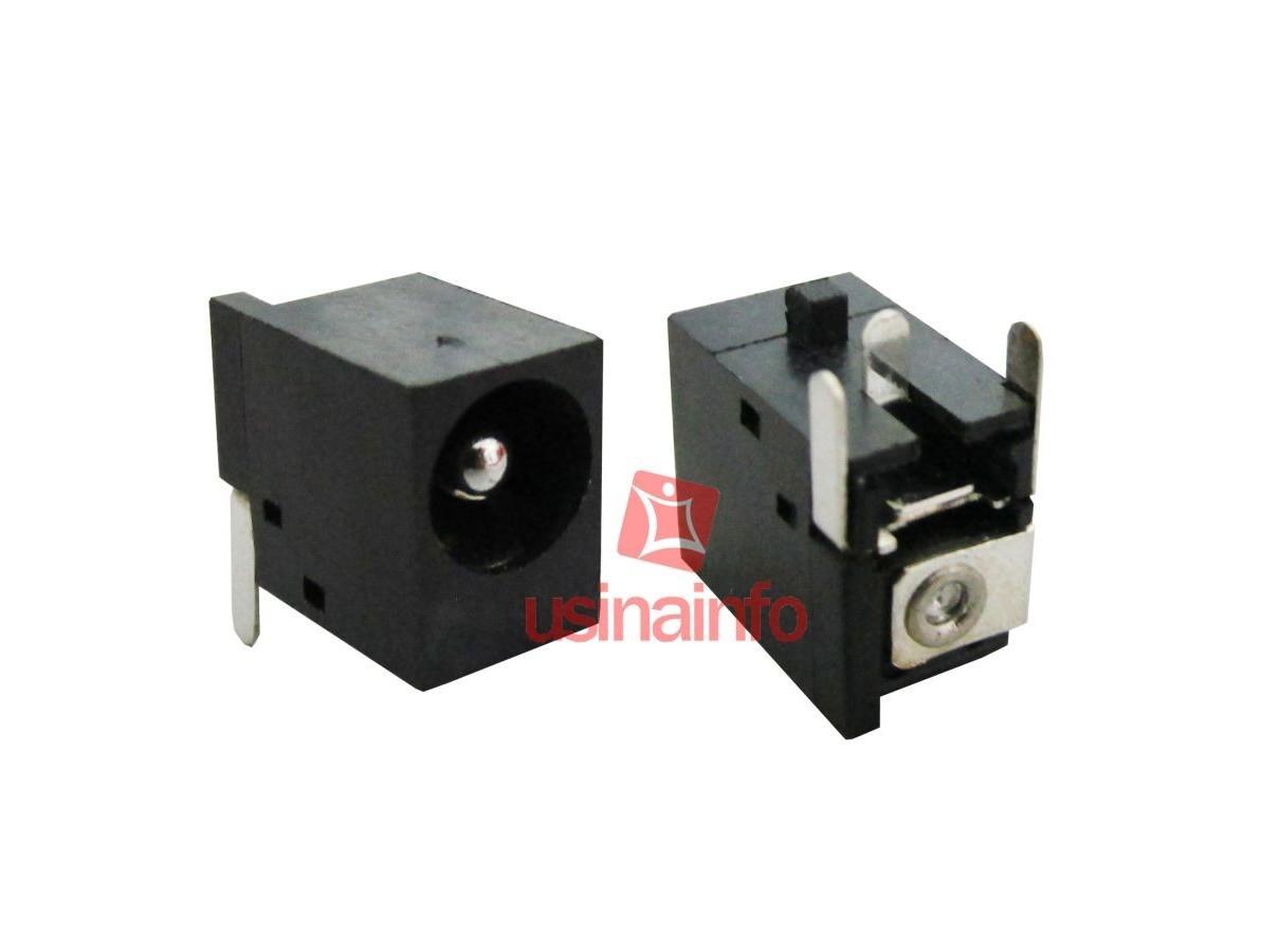 Conector de carga / Jack para Notebook - PJ 01 (2.0mm)