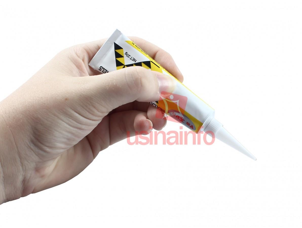 Cola transparente para telas e afins - YX615A