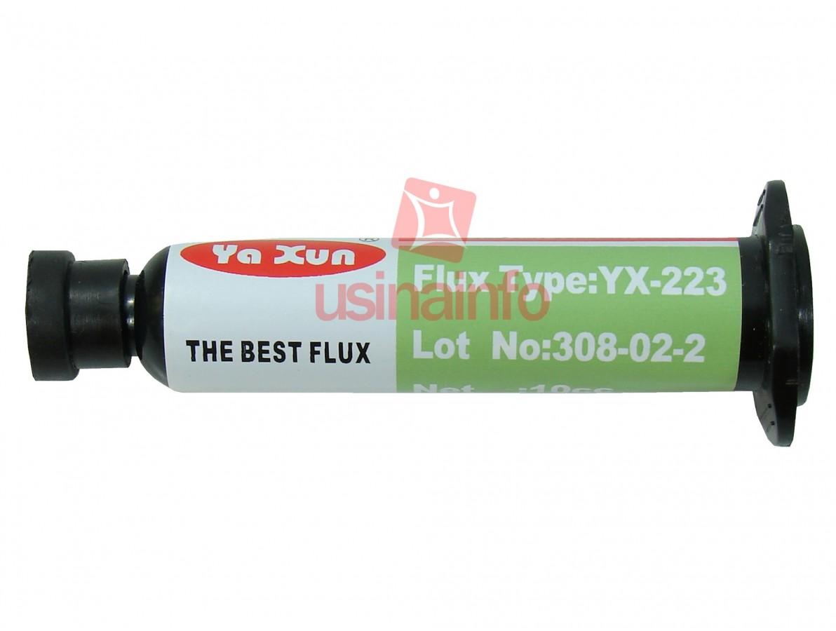 Fluxo de Solda Pastoso - Yaxun YX223