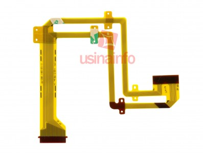 Flat Flex Cable do Display LCD Sony DCR-SR20, SX20, FP-1289