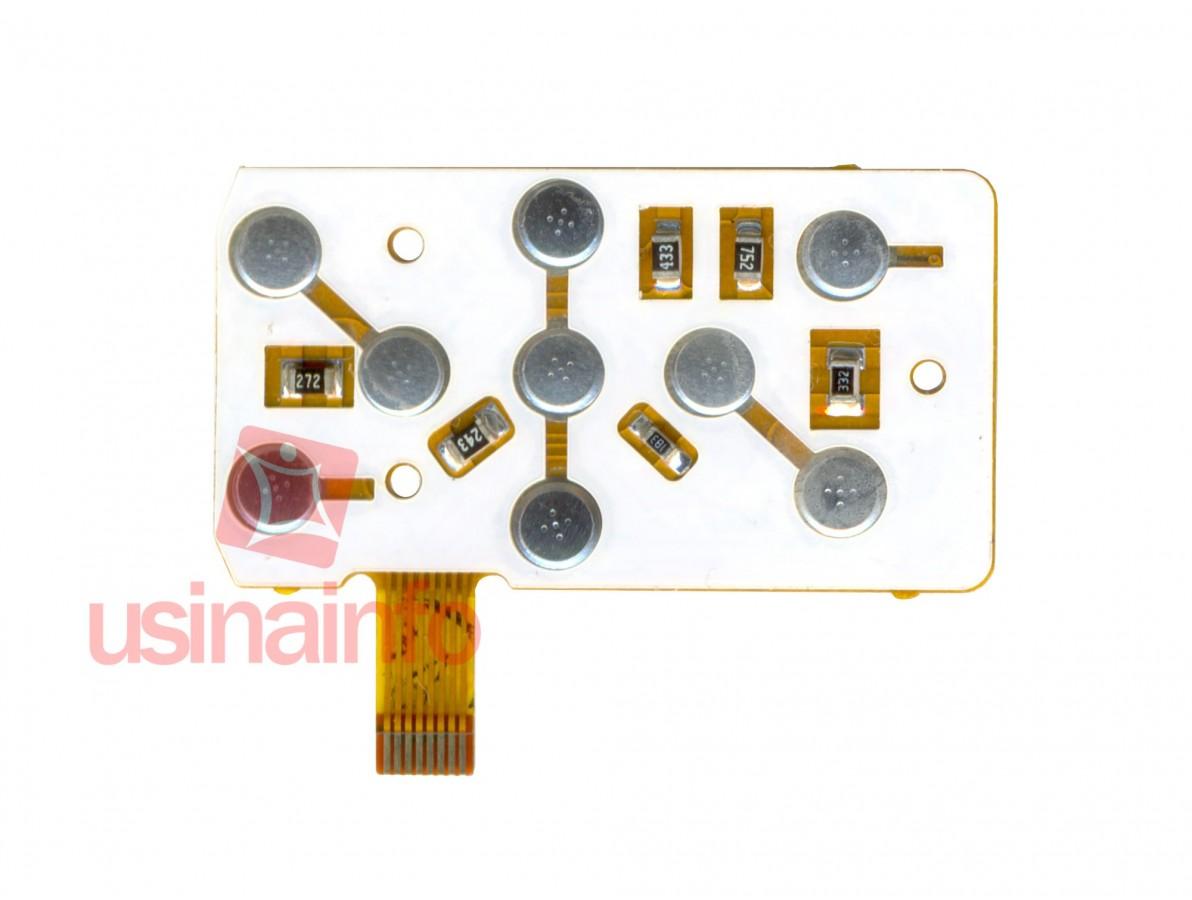 Circuito de Funções e Comando Nikon S2500