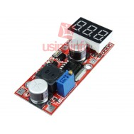 Regulador de Tensão LM2596 Step Down DC-DC Ajustável com Display -  1,3V a 25V