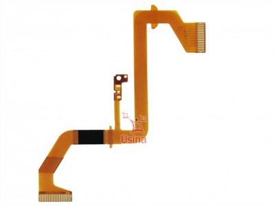 Flat/Flex do Display LCD para Panasonic GS24, GS26, GS27, GS37, GS47, GS57, GS58, FZ230