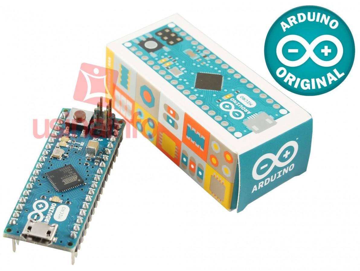 Arduino MICRO - ORIGINAL ITÁLIA