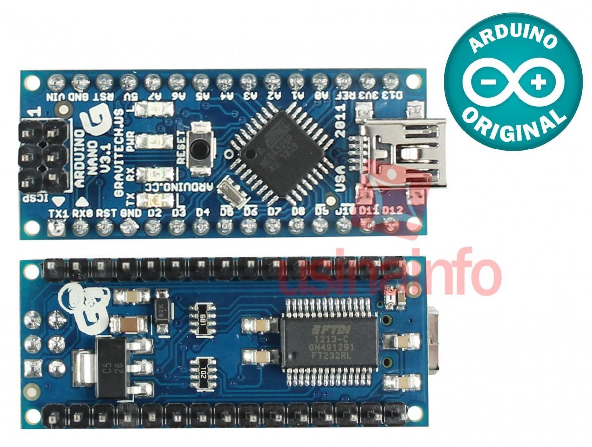 Arduino NANO - ORIGINAL ITÁLIA