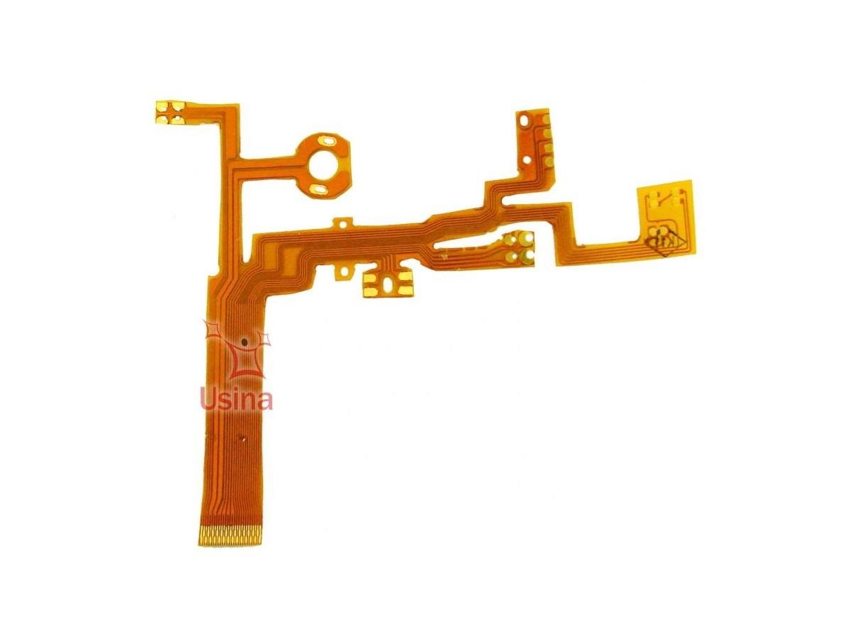 Flat Flex Cable Mecanismo Olympus  X41, X42, FE46, FE330, FE340, X845, X855, C550, C560/ Nikon S550/ Pentax M50, M60/ Kodak M380