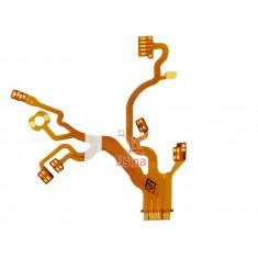 Flat Flex Cable Mecanismo Sony W30, W35, W40, W50, W55, W70