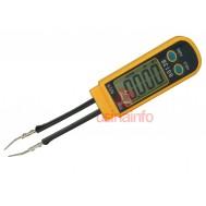 Multímetro /Capacimetro digital tipo pinça - Victor 6013B