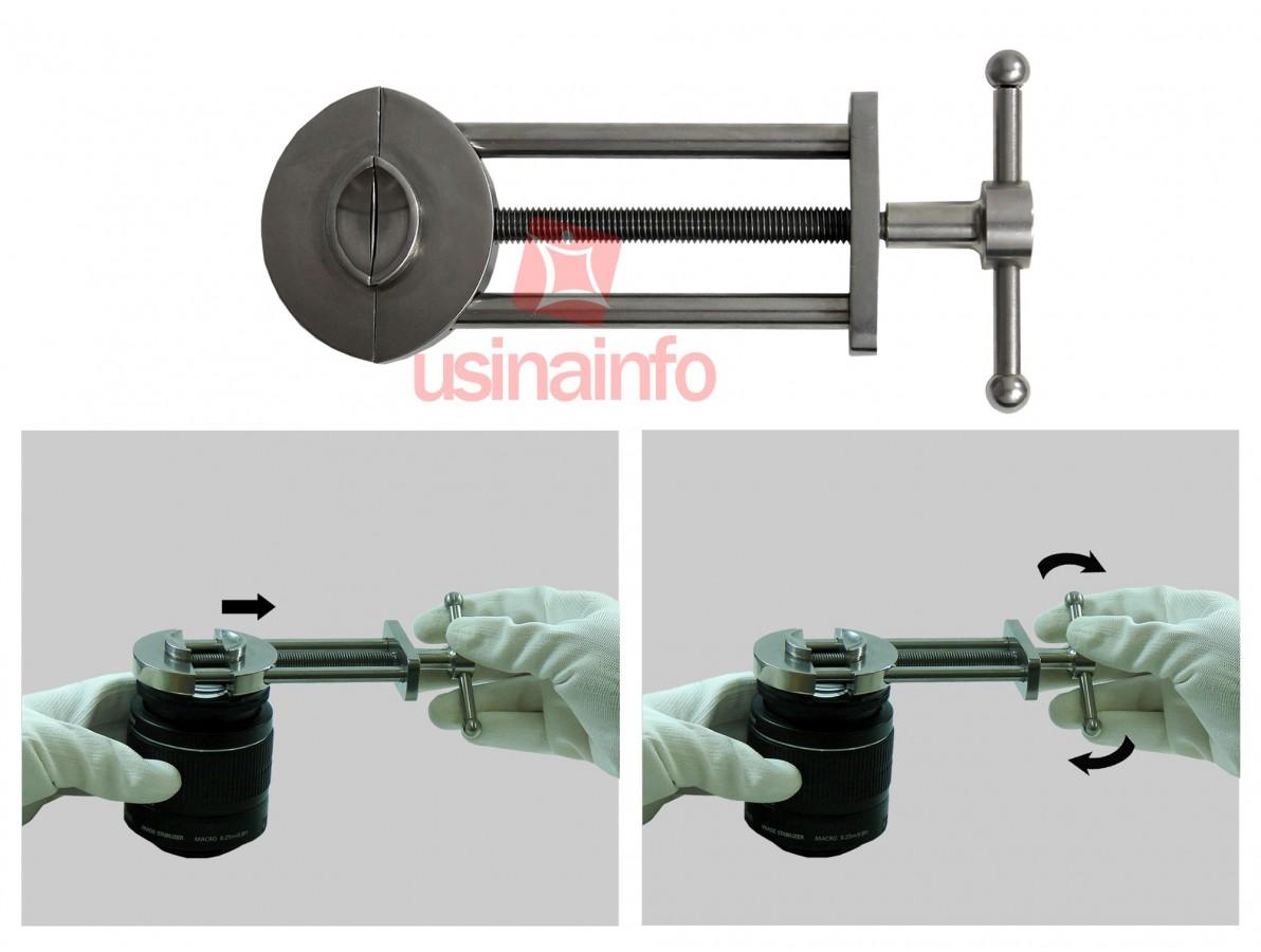 Chave para abertura de lentes de câmeras profissionais DSLR - MO 21