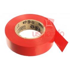 Fita Isolante Colorida 3M Temflex 18mm x 20m - Vermelha