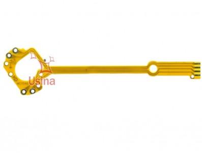 Flat Flex Cable do Obturador Samsung L201, S1070, LB103, SL201, ST50, ST45, TL90, PL100, TL205