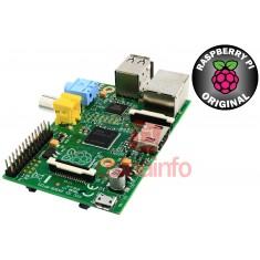 Raspberry Pi B 512MB - Original (DESCONTINUADO)